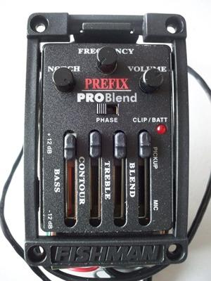 Preamp Akustik/Elektrik - Toko Gitar 15